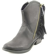 Report Davey Women Round Toe Synthetic Ankle Boot.