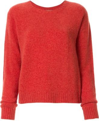 Suzusan Cashmere Knitted Jumper