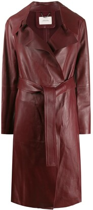 Dorothee Schumacher Straight-Fit Trenchcoat