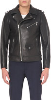 Marc By Marc Jacobs Martin Asymmetric Leather Motorcycle Jacket - For Men