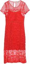 CHRISTIANE ROAD 3/4 length dresses
