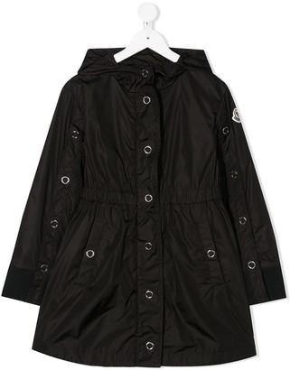Moncler Enfant Snap-Button Jacket