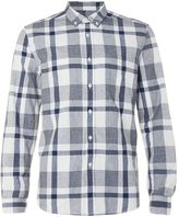 Topman Topman Long Sleeve Checked Shirt