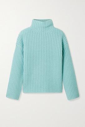 Vince Ribbed-knit Turtleneck Sweater