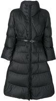 Ermanno Scervino flared style padded coat