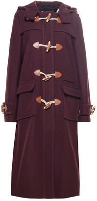 Tomcsanyi Heja Duffle Coat 'Ruby'