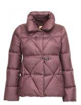 Fay Fabric Down Jacket