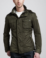 Moncler Military Field Jacket
