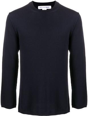 Comme des Garçons Shirt Crew Neck Sweater