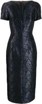 Talbot Runhof Roar dress