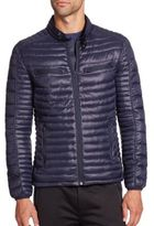 Andrew Marc Quilted Puffer Coat
