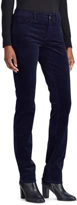 Chaps Petite Corduroy Skinny-Fit Pants