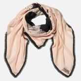 Karl Lagerfeld Women's Sprayhead Scarf - Blossom