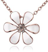 18k Gold Plated Fashion Jewelry Necklaces, Women's Pendant Necklaces Geometric Epinki