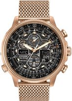 Citizen Jy8033-51e Gents Bracelet Watch