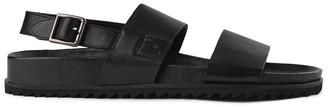Shoe The Bear Black Vigo Sandal - 41