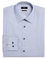 Boss Jano Striped Slim Fit Dress Shirt