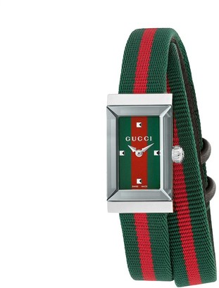 Gucci G-Frame 14x25mm watch