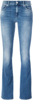 7 For All Mankind bootcut jeans - women - Cotton/Polyester/Spandex/Elastane - 25