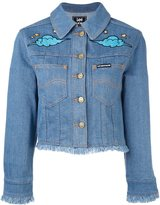 House of Holland 'Hoh x Lee Collaboration' denim jacket