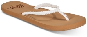 Roxy Women's Costas Flip Flops Women's Shoes