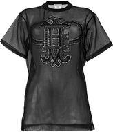 Emilio Pucci sheer T-shirt