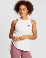 Under Armour UA Charged Cotton Adjustable Tank