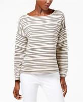 Eileen Fisher Drop-Shoulder Sweater, Regular and Petite