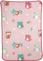 Carter's Too Cute to Hoot Blanket - One Size