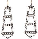 Moritz Glik Diamond Drop Earrings