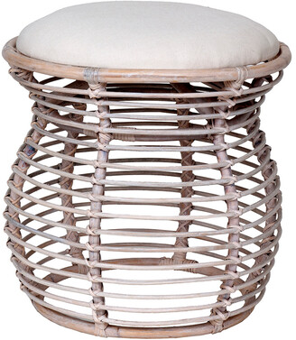 East At Main's Dickerson Rattan Stool