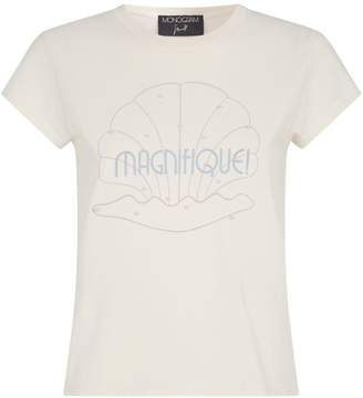 Monogram Seashell T-Shirt