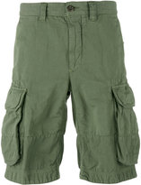Incotex cargo shorts - men - Cotton - 33