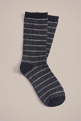 Witchery Etch Crew Sock