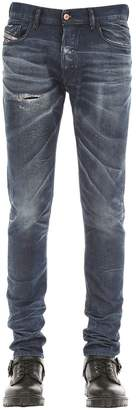 Diesel 17cm Slim Tepphar X Denim Jeans