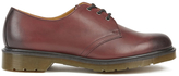 Dr. Martens Core 1461 Antique Temperley Leather 3eye Derby Shoes - Cherry Red