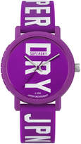 Superdry Campus Fluro Block Watch