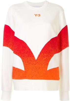 Y-3 Colour-Block Sweatshirt