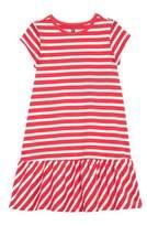 Tea Collection Stripe Ruffle Dress