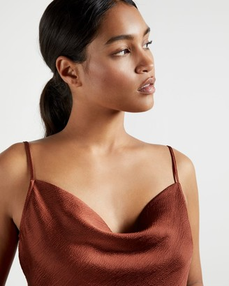 Ted Baker Cowl Neck Cami Top