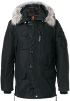 Parajumpers multi pocket coat - men - Feather Down/Acrylic/Polyamide/Wool - M