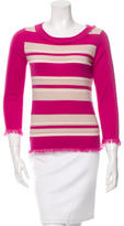 Kate Spade Striped Cashmere Sweater w/ Tags