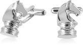 Forzieri Old Style - Knight Chess Cufflinks