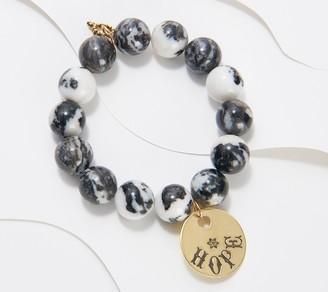 Powerbeads By Jen Powerbeads Sources of Inspiration Gemstone Bracelet