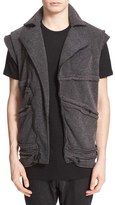 Drifter Men's 'Matrix' Moto Vest