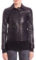 Helmut Lang Lambskin Leather Jacket