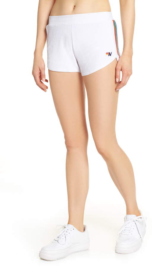 Aviator Nation Prism Jogger Shorts