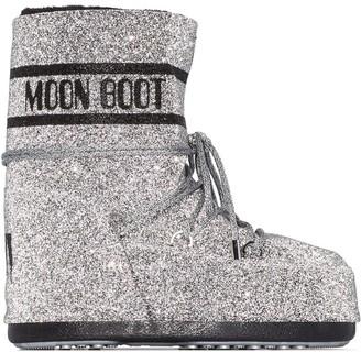 Moon Boot Swarovski-embellished moon boots