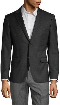 Theory Slim-Fit Wool Sportcoat