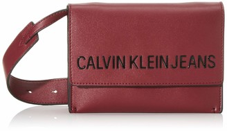 Calvin Klein SCULPTED ENVELOPE SLING Womens Cross-Body Bag